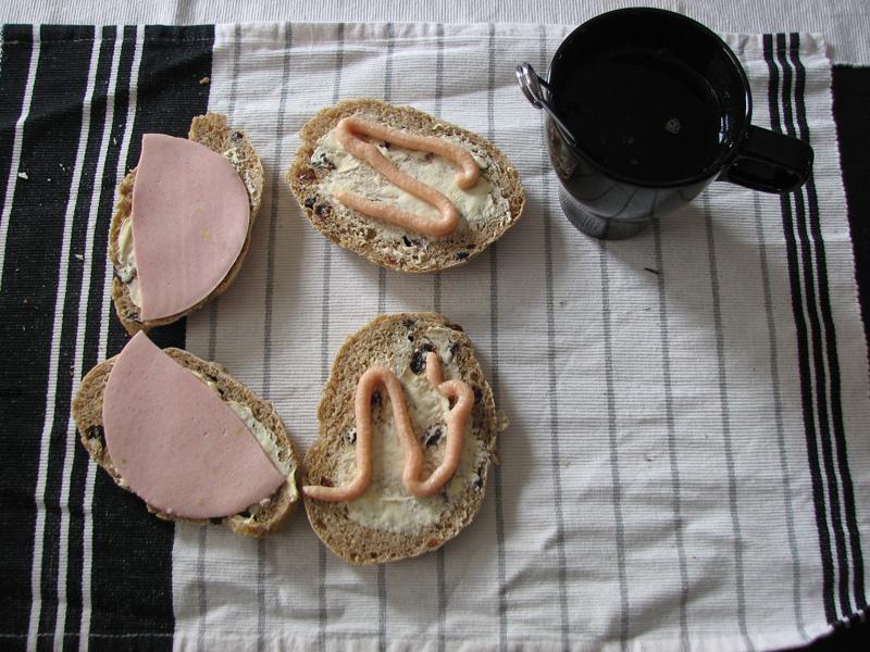 Billiga veckan - Fredag - Frukost
