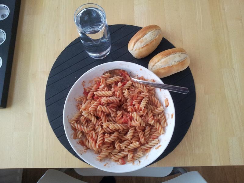 mat för en dag